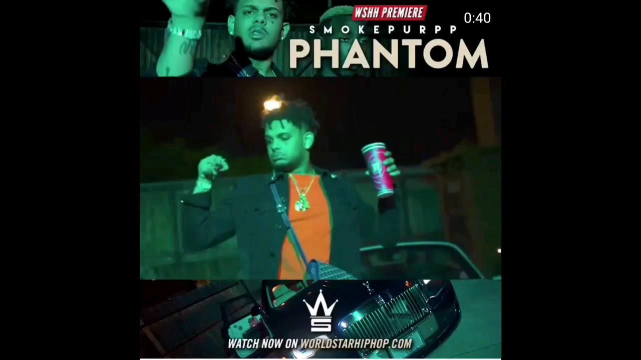 "Download Smokepurpp ""Phantom"" (WSHH Exclusive- (Official Music Video)"