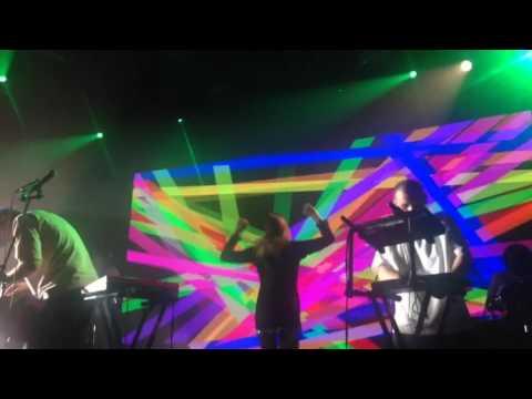 СБПЧ - Африка (feat. Женя Борзых) (Live in Saint-Petersburg 2017)