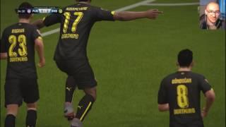 Bayern München 4:3 Borussia Dortmund |LIVESTREAM| DFB Pokal Finale 21.05.2016 Lets Play FIFA 16