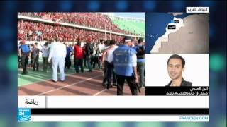 كرة القدم - الوداد يحتفل بفوزه ببطولة المغرب