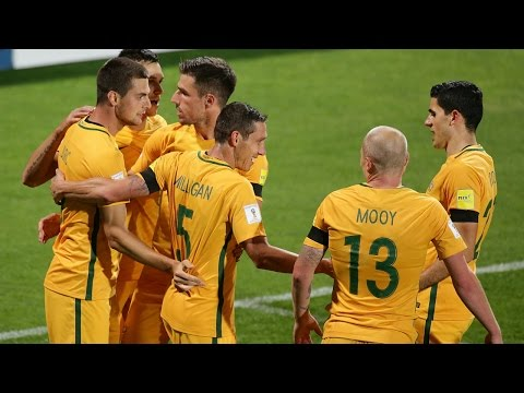 Australia v Iraq - 2018 World Cup Qualifier - FULL MATCH