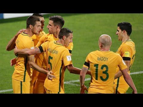 Australia v Iraq - 2018 World Cup Qualifier - FULL MATCH