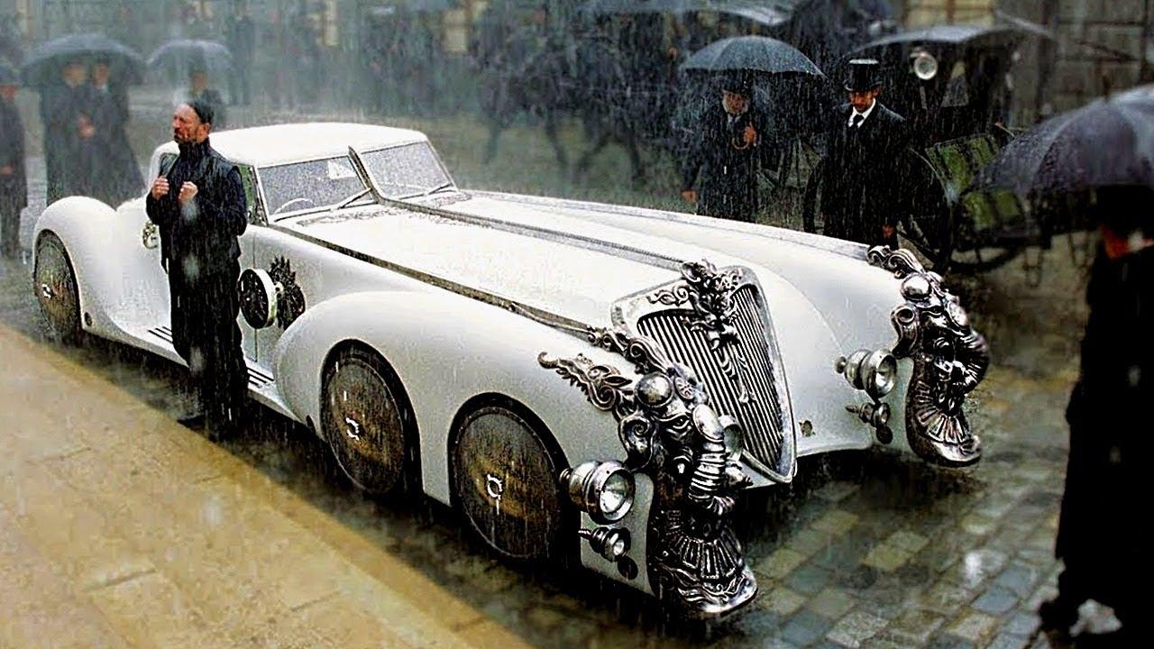 Ето ги и най-скъпите и редки автомобили в света!