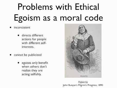 Egoism and Altruism: Arcadia University US275 Scientific Ethics