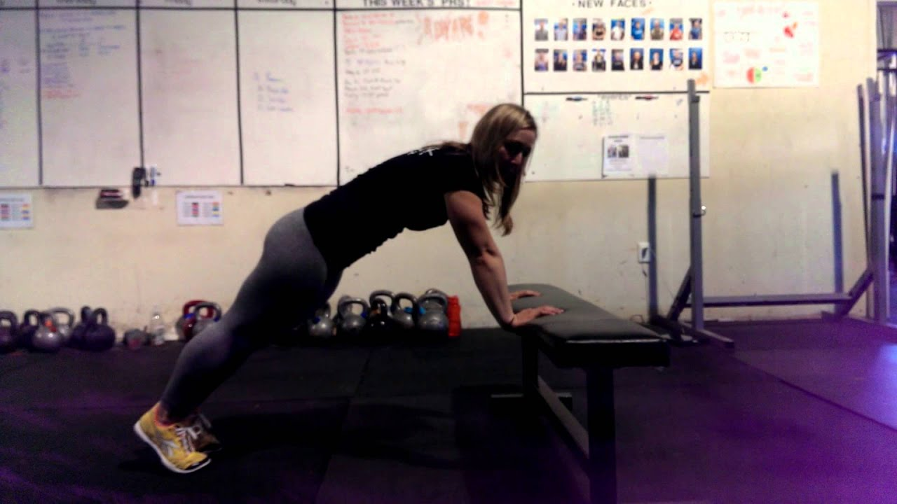 Couch to CrossFit - YouTube