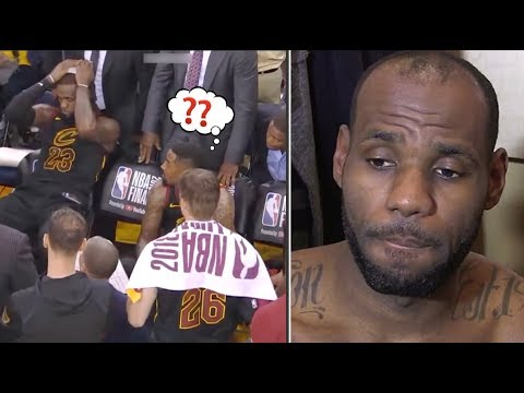 LEBRON JAMES RESPONDS To His
