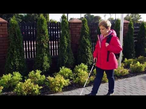 Tyfloarea - przestrzeń przyjazna niewidomym