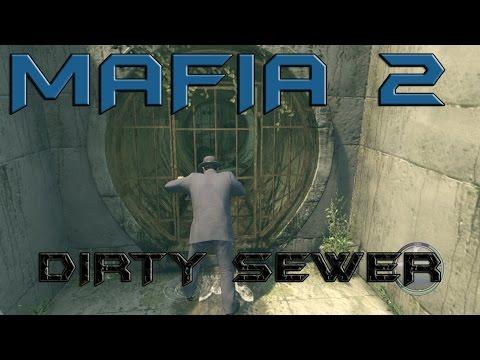 DIRTY SEWER!!! MAFIA 2 CHAPTER 9 Balls & beans
