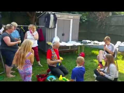 The Heart of Kemsley BBQ party
