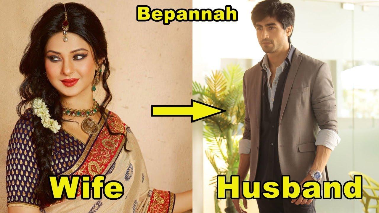 Real Life Love Partner of Bepannah Actors | Jennifer ...