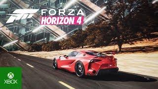 Forza Horizon 4: E3 Gameplay Trailer (Japan | The Story Of Horizon) [Fan Made]