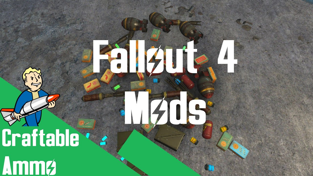 Fallout 4 Munition Herstellen