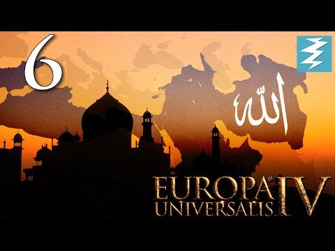 UMAYYADS TAKE CONTROL [6] Rise of Islam - Europa Universalis 4 EU4 Paradox Interactive