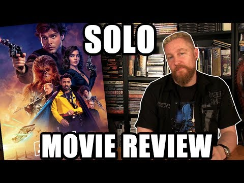 SOLO MOVIE REVIEW – Happy Console Gamer