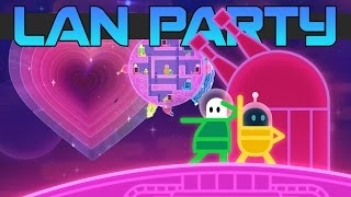Lovers In A Dangerous Spacetime - SHIP BROS
