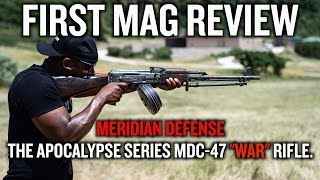MERIDIAN DEFENSE MDC-47 | FIRST MAG REVIEW