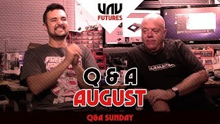 LIVE FPV Question and Answer + Karearea giveaway