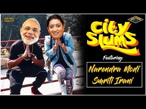 DIVINE - City Slums ft. Narendra Modi &...