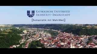 Romanistik an der katholischen Universität Eichstätt-Ingolstadt