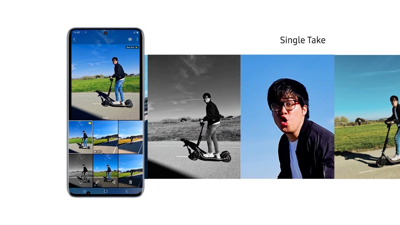 """Single Take: cho bạn nhiều bức ảnh liên tiếp được """"chọn lọc"""" và định dạng phong phú"""
