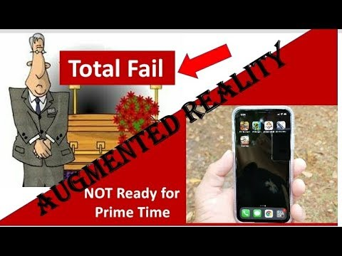 iPhone X (10) Augmented Reality Review | BAD BATTERY LIFE | HEAT TEST |  TOTAL FAIL!!!