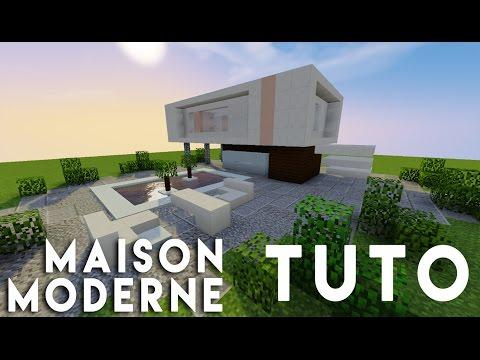 Vote No on : Minecraft tuto Construction d'une maison moderne