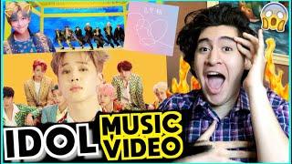 Baixar BTS - IDOL Music Video [REACCIÓN]