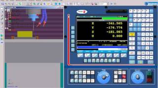 Swansoft CNC Simulation FAGOR 8055M