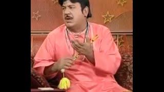 Hasb e Haal - 10 January 2016 | Azizi as Ranjha