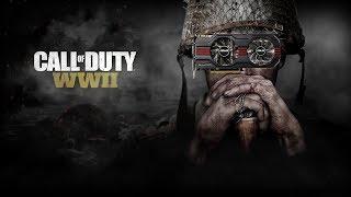 Call of Duty WWII на слабой видеокарте