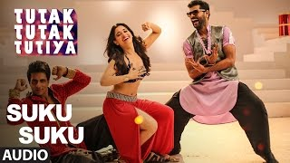 SUKU SUKU Full Audio Song | Tutak Tutak Tutiya | Prabhudeva ,Sonu Sood & Tamannaah