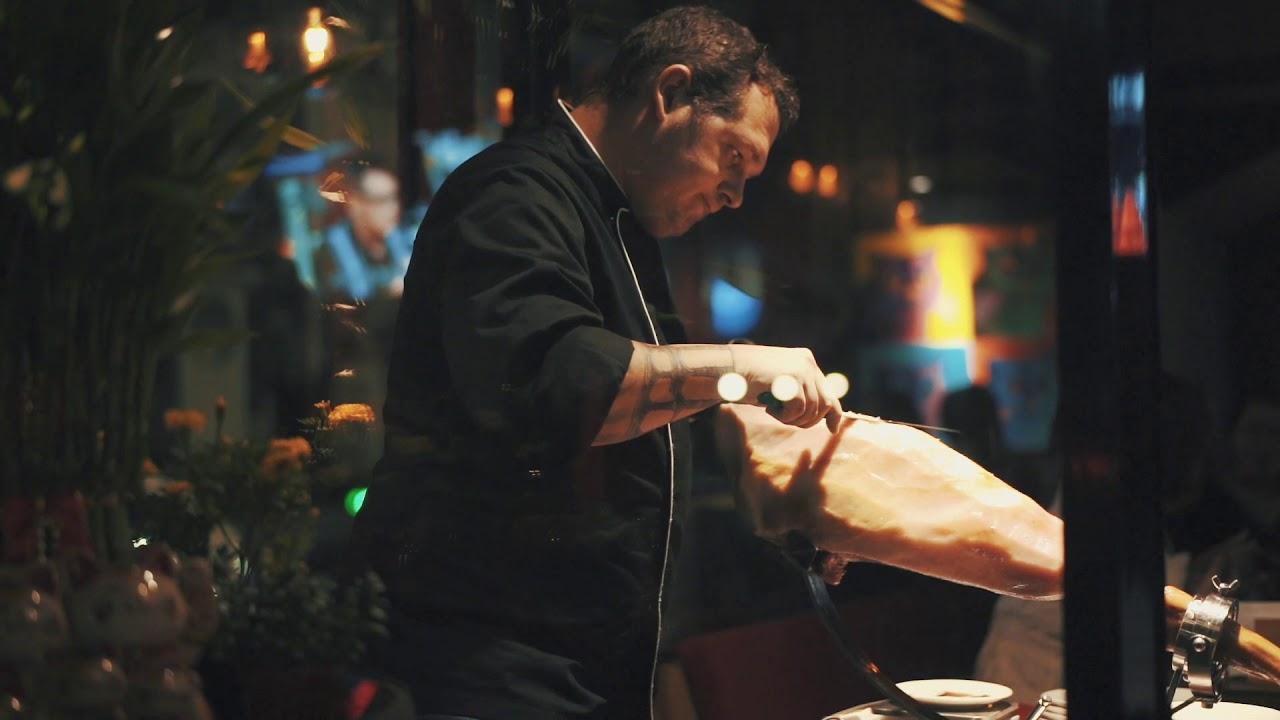 伊比利火腿x西班牙琴酒 |Juju Spanish Gastrobar X Ginspiration