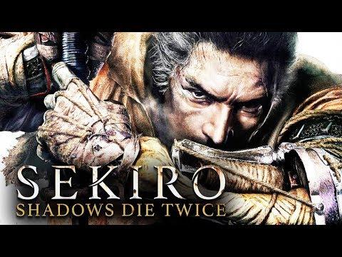 SEKIRO SHADOWS DIE TWICE : A PRIMEIRA HORA