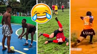 BEST OF JANUARY 2021 - TOP FUNNIEST FOOTBALL CLIPS OF THE MONTH (TRY NOT TO LAUGH)