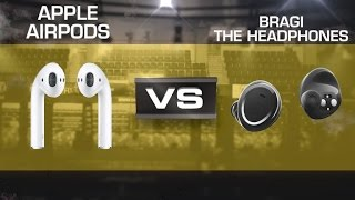 Apple's AirPods vs. Bragi's The Headphone (CNET Prizefight)
