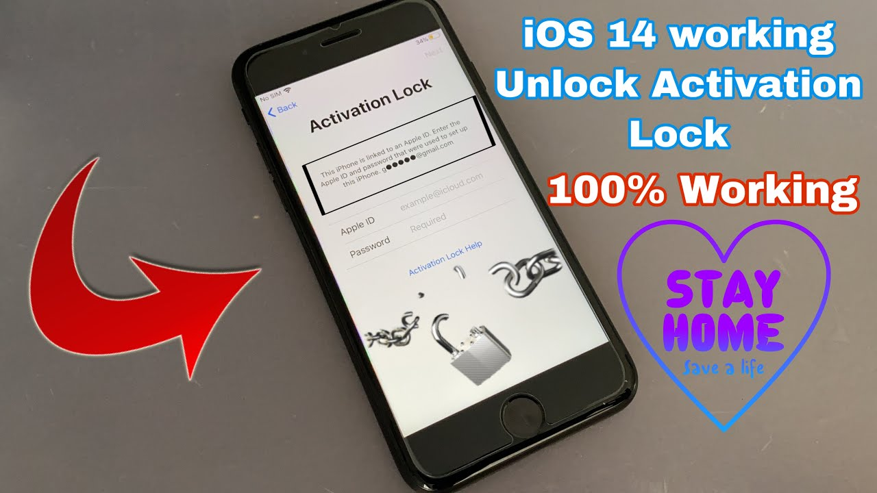 New Ios 14 Supported Method Icloud Bypass Trick Any Country Youtube