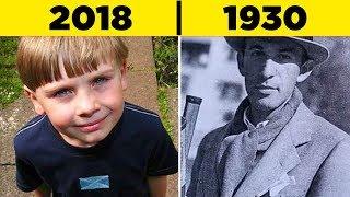 Bambino russo di 3 anni ricorda la sua vita passata.L'intero mondo è senza parole.