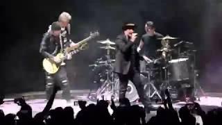 U2 MacPhisto speech/Acrobat, Berlin 2018-08-31 - U2gigs.com