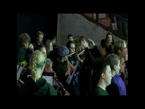 Newfound Memorial Middle School - Canadian Anthem - October 15, 2016