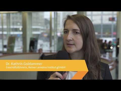 Dr. Kathrin Goldammer, CEO Reiner Lemoine Institut, #denakongress 2017 zur Energiewende