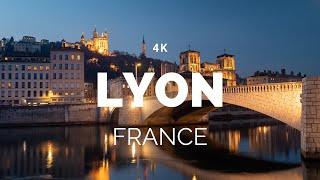 Lyon, France (4K)