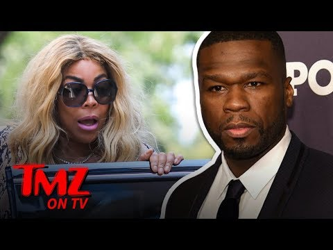 Wendy Williams Got Past 50 Cent&39;s Party Ban Took Pic with Snoop  TMZ TV
