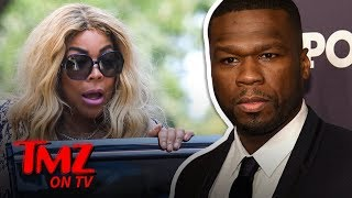 Wendy Williams Got Past 50 Cent's Party Ban, Took Pic with Snoop | TMZ TV
