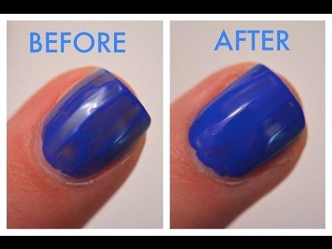 f118c87690e7 How To  Fix Streaky Nail Polish! - YouTube