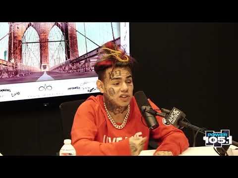 6ix9ine - How He Got His Rap Name