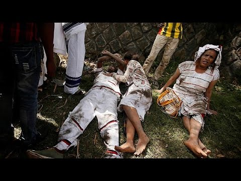 Ethiopian Festival Ends In Deadly Stampede