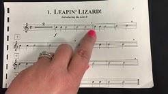 Leapin Lizard Recorder