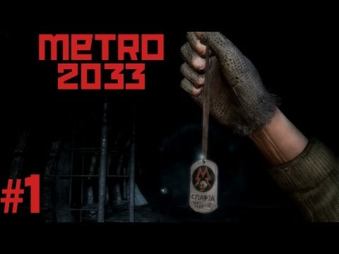 Метро 2033 фильм Трейлер