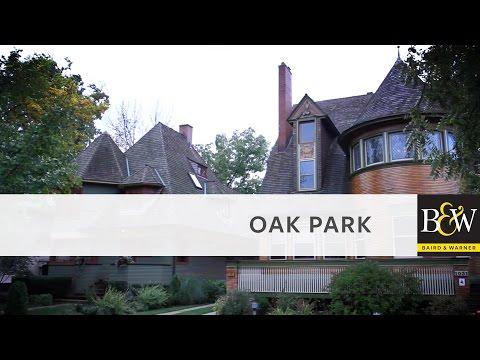 Chicago Neighborhoods - Oak Park