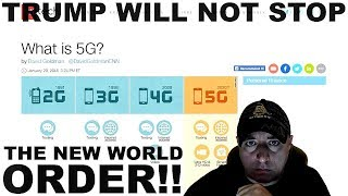 President Trump Will Not Stop The New World Order!!